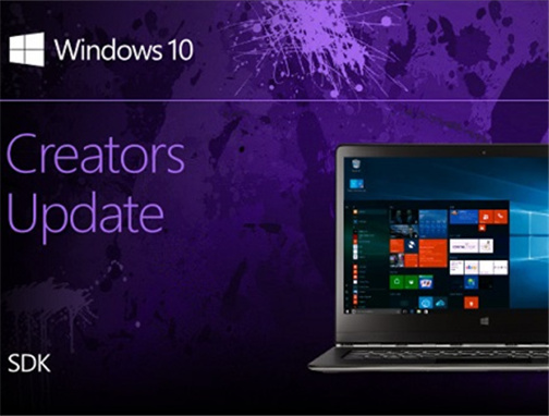 <b>微软已正式放出 Windows 10 SDK build 15063</b>
